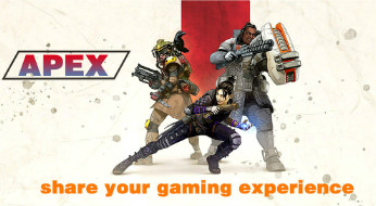 GIVEAWAY:Share your gaming experience in APEX Legends