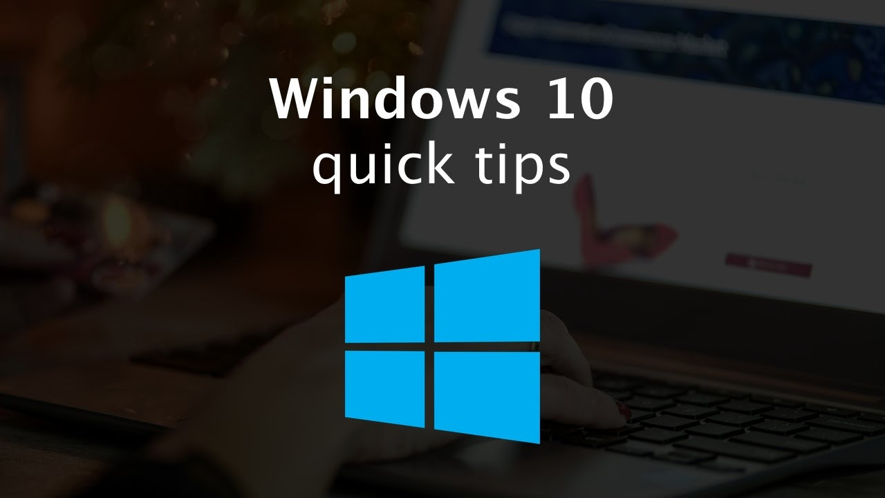 Windows 10 quick tips: 12 ways to speed up your PC