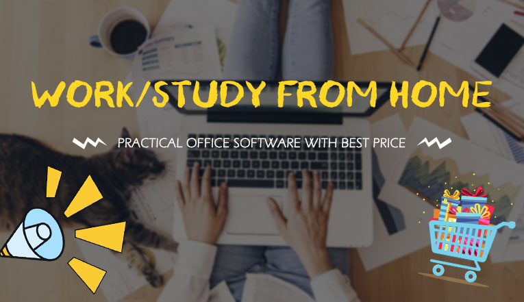 Flash Sale: help you work/study from home