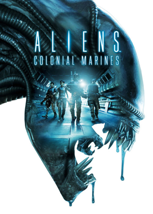 Aliens Colonial Marines Steam CD Key