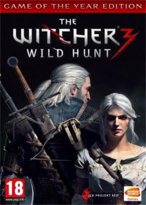 The Witcher 3 Wild Hunt GOTY Edition GOG CD Key