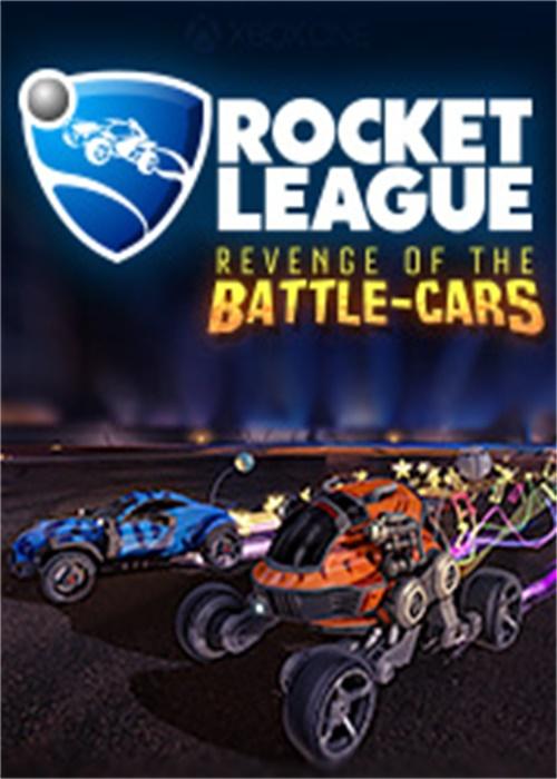 Rocket League Revenge of the BattleCars