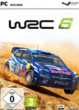 Official WRC 6 FIA World Rally Championship Steam CD Key