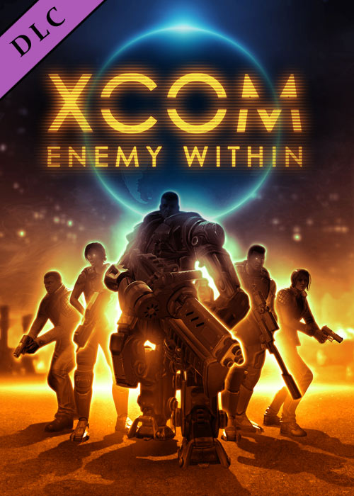 Xcom Enemy Within DLC Steam CD Key