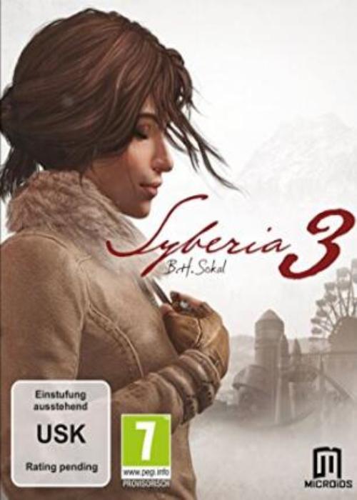 Syberia 3 Steam CD Key