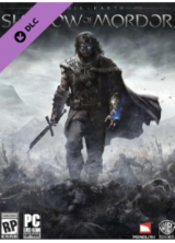 Official Middle Earth Shadow Of Mordor GOTY DLC Edition Steam CD Key