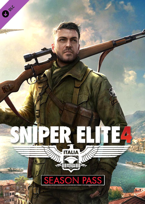 Sniper Elite 4 Season Pass Steam CD Key