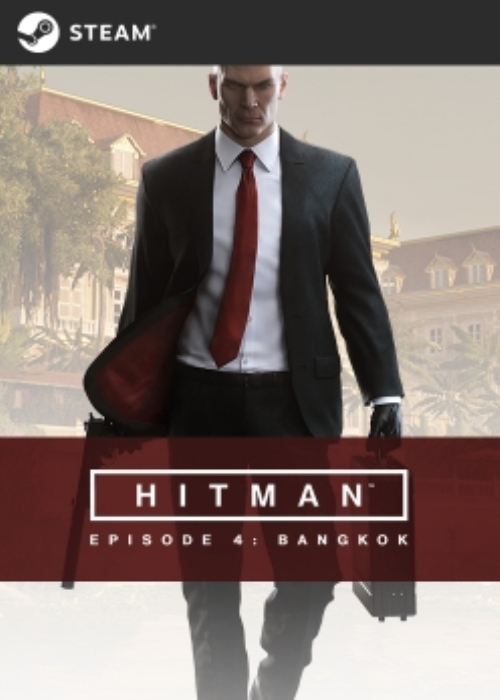 Hitman Episode 4 Bangkok Steam CD Key