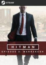 Official Hitman Episode 3 Marrakesh Steam CD Key