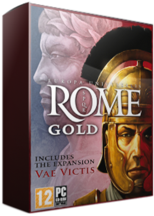 Europa Universalis Rome Gold Steam CD Key