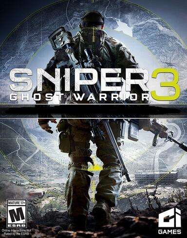 Sniper Ghost Warrior 3 Steam CD Key