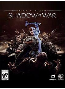 Middle-Earth Shadow of War Steam Key Global