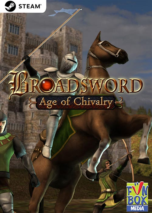 BROADSWORD AGE OF CHIVALRY Steam Key Global