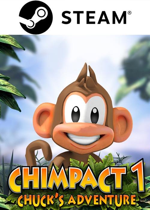Chimpact 1 Chucks Adventure Steam Key Global