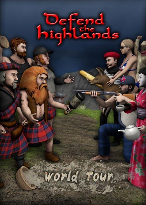 Defend The Highlands Steam Key Global
