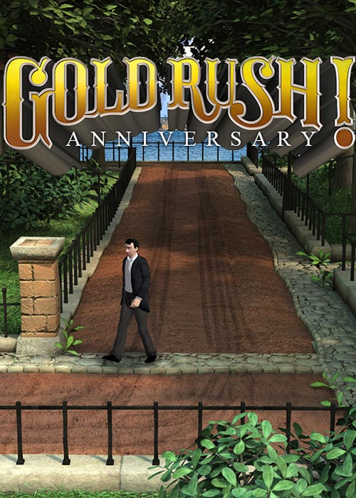 GOLD RUSH! ANNIVERSARY SPECIAL EDITION Steam Key Global