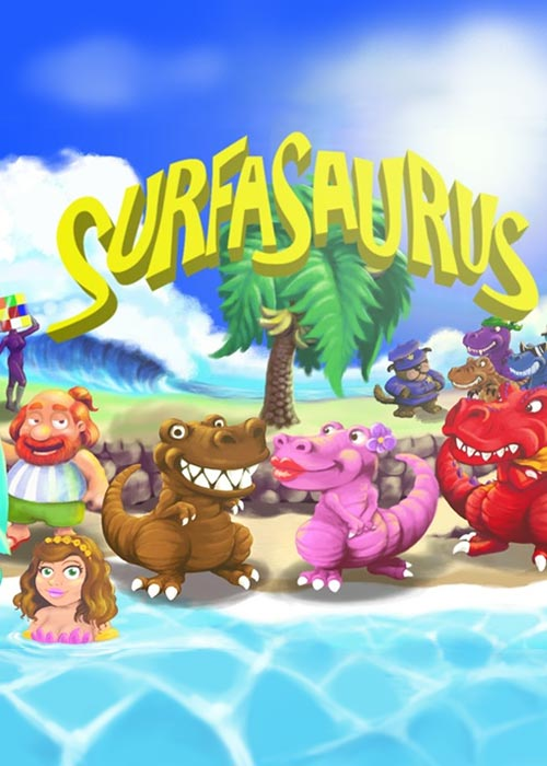 Surfasaurus Steam Key Global