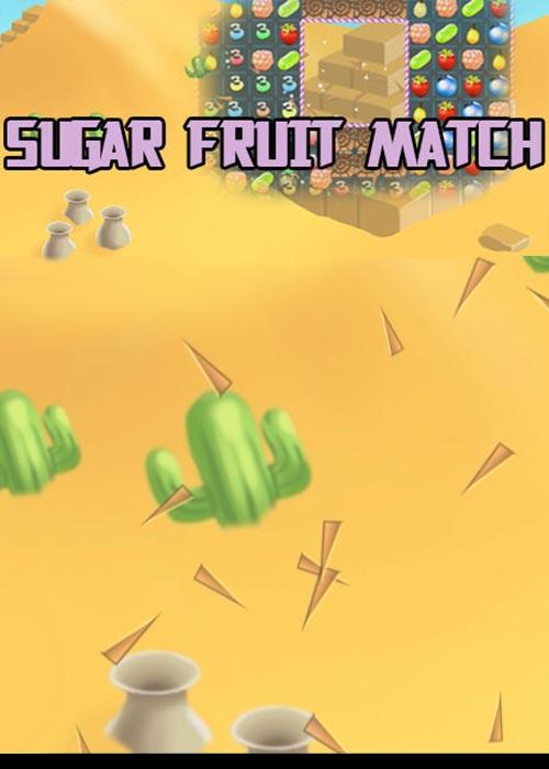 Sugar Fruit Match Steam Key Global