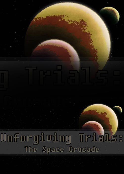Unforgiving Trials The Space Crusade Steam CD Key