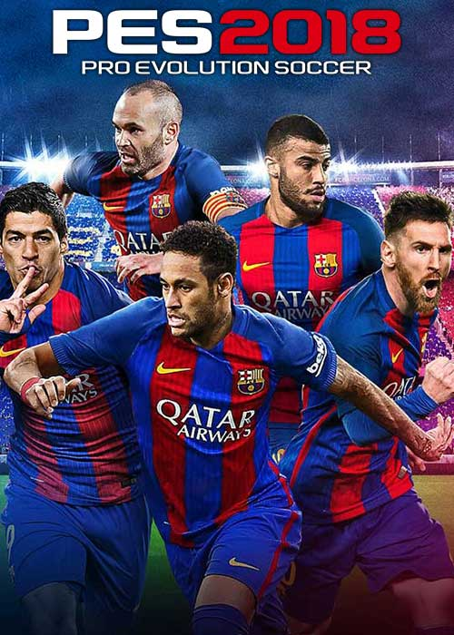 Pro Evolution Soccer 2018 Premium Edition Steam Key Global