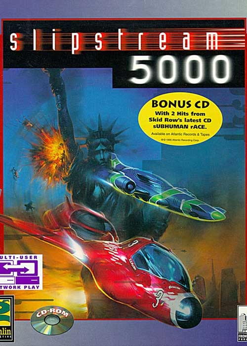 Slipstream 5000 Steam CD Key