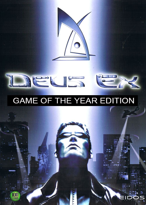 Deus Ex Game of the Year Edition Steam CD Key