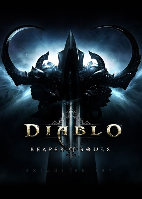 Diablo 3 Reaper of Souls CD Key Global