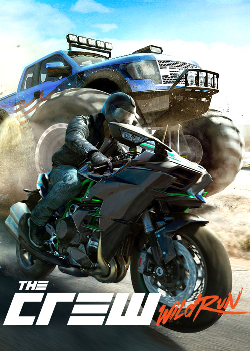 The Crew Wild Run DLC Uplay CD Key