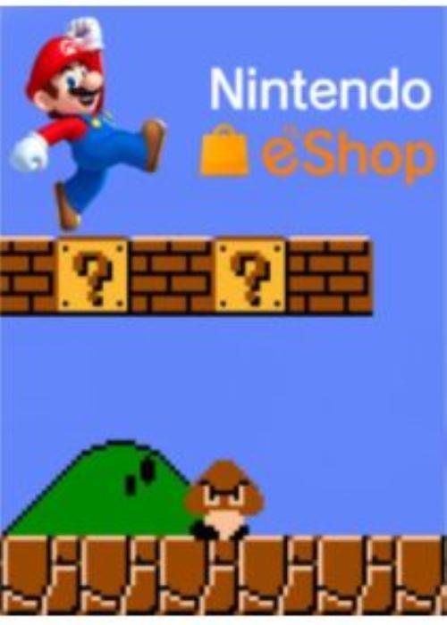 Nintendo eShop Card 50 USD