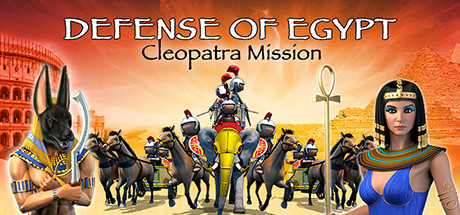 Defense of Egypt Cleopatra Mission Steam Key