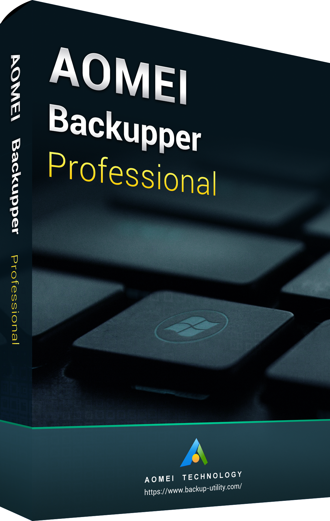 AOMEI Backupper Professional 365 Days 5.7 Edition Key Global