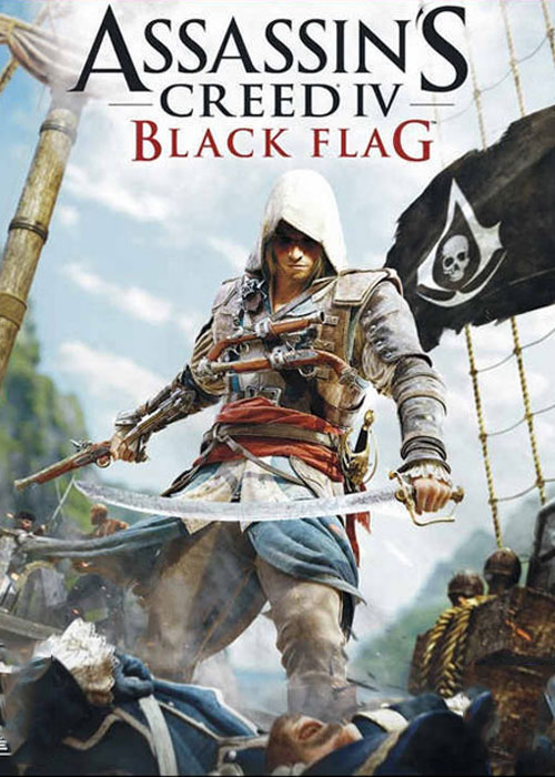 Assassins Creed IV Black Flag Xbox One CD Key GLOBAL