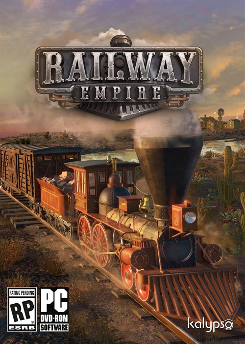 Railway Empire Steam Key EU