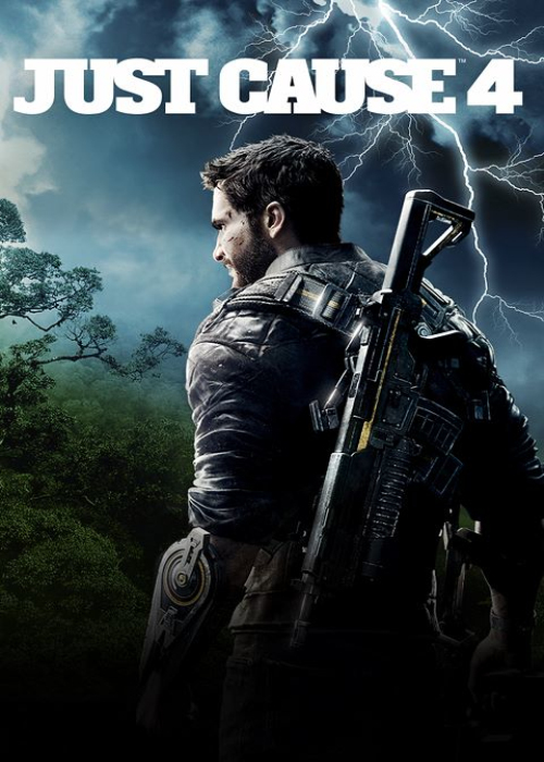 Just Cause 4 Xbox One Digital Code Global