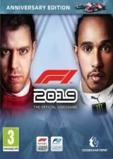 Official F1 2019 Anniversary Edition Steam Key