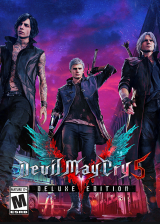 Official Devil May Cry 5 Deluxe Edition Steam Key Global