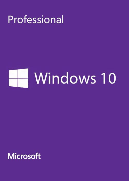 Microsoft Windows 10 Pro OEM CD-KEY GLOBAL(Special Offer)