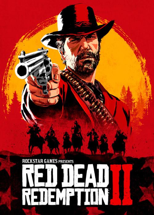 Red Dead Redemption 2 Rockstar Key Global