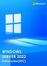 Official Windows Server 2022 Datacenter Key Global(5PC)
