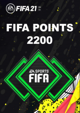 Official FIFA 21 2200 FUT Points DLC Origin Key Global PC