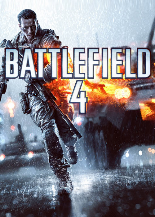 Battlefield 4 Origin CD Key English Only