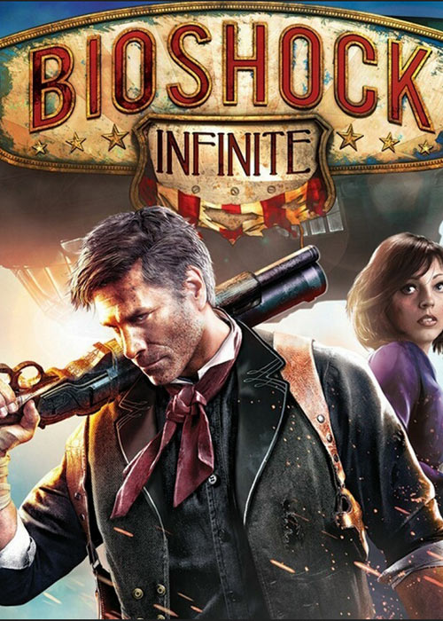 Bioshock Infinite Steam CD Key