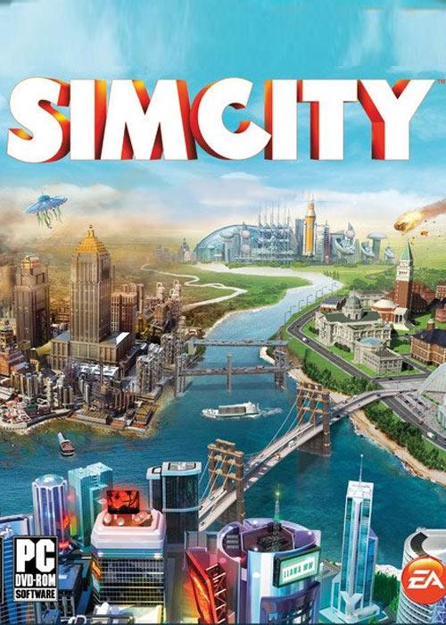 SimCity Standard Edition Origin CD Key English Only