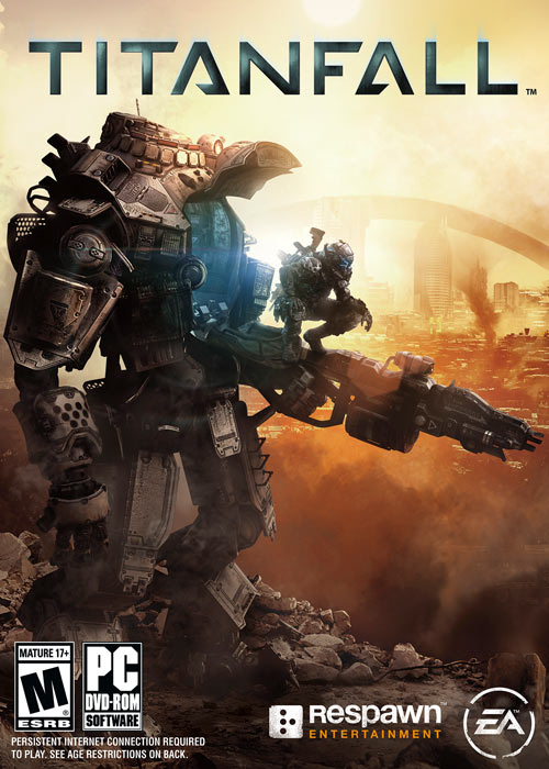 TitanFall PC Standard Edition Origin CD Key