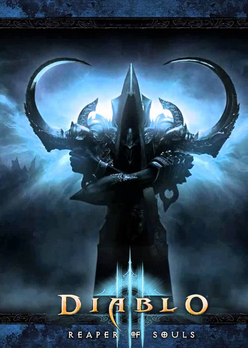 Diablo 3 Reaper of Souls EU CD Key