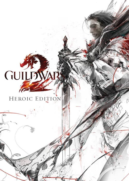 Guild Wars 2 Heroic Edition CD-Key EU