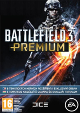 Official Battlefield 3 Premium DLC Origin CD Key