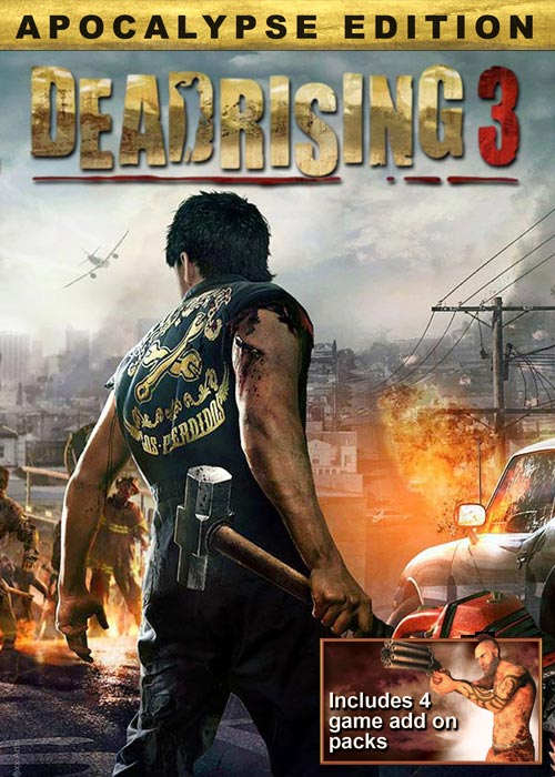 Dead Rising 3 Apocalypse Edition Steam CD Key (not in Japan)