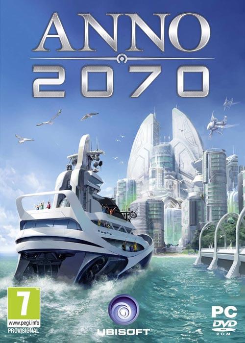 Anno 2070 Uplay CD Key
