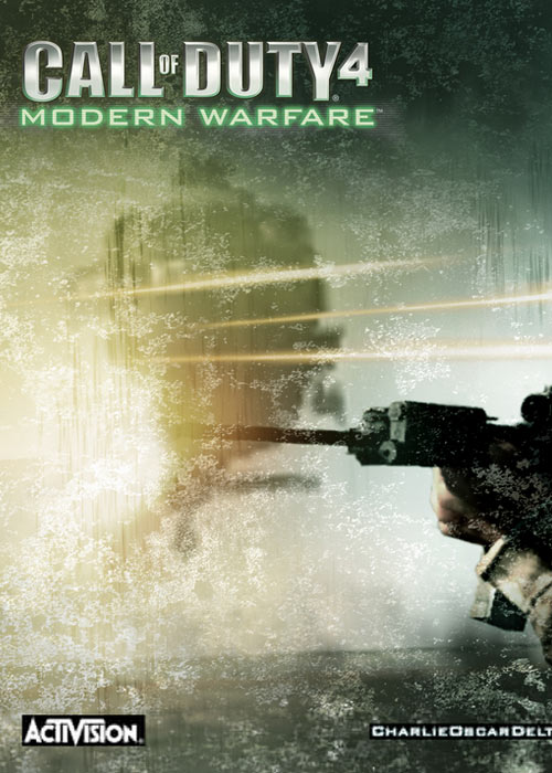 Call of Duty 4: Modern Warfare Steam CD Key